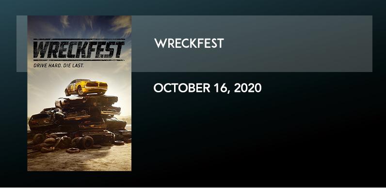 Wreckfest 10/16