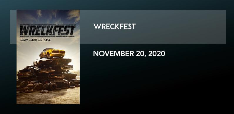 Wreckfest 11/20