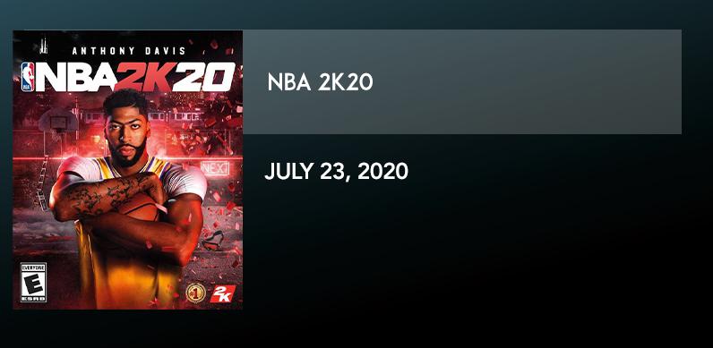 NBA 2k 7/23