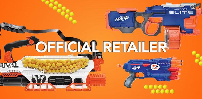 Official Retailer